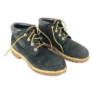 Mens Black Timberland Premium Chukka Boots 10.5 US